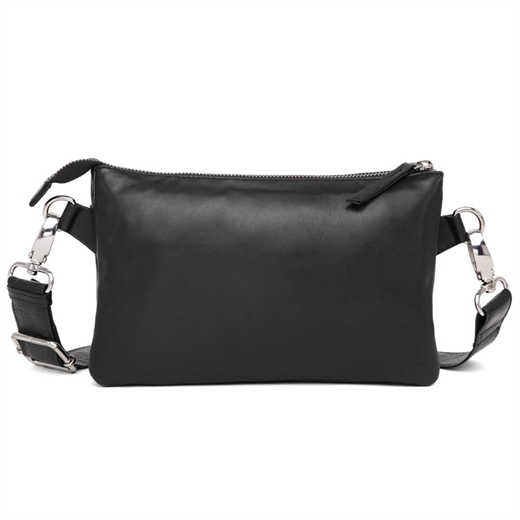 Image of   Adax - Amalfi Molly Combi Clutch - Black