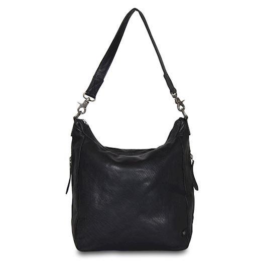 Depeche - Casual Chic Medium Bag 12392 - Black