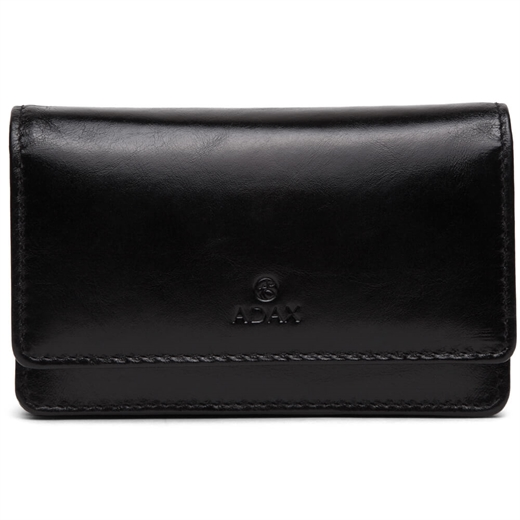 Image of   Adax - Salerno Mira Wallet 130669 - Black