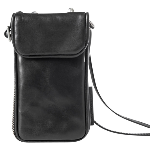 Image of Aunts & uncles - Jamie's Orchard - Cloudberry Phone Bag - Jet Black