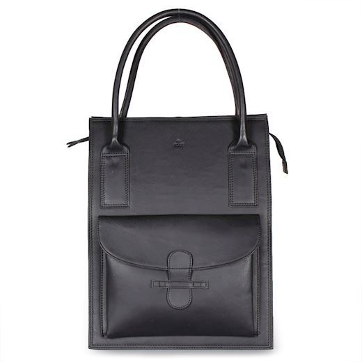 Image of   Adax - Ragusa Tina Shopper 242245 - Black