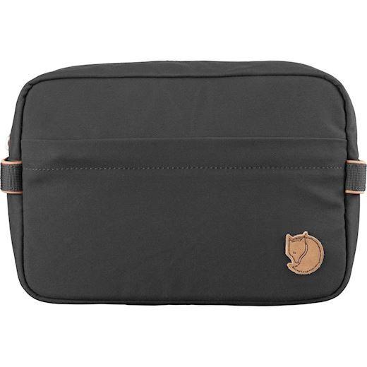 Fjällräven - Travel Toiletry Bag - Dark Grey