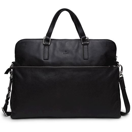 "Image of   Adax - Napoli Michell 17"" Working Bag 271325 - Black"