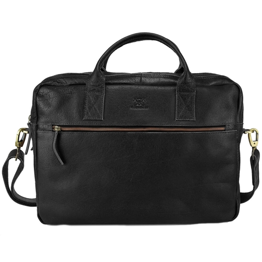 Image of   Adax - Prato Axel Briefcase 277649 - Black