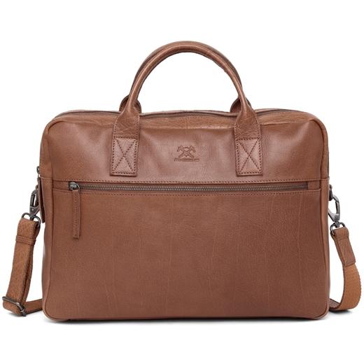 Image of   Adax - Prato Axel Briefcase 277649 - Cognac