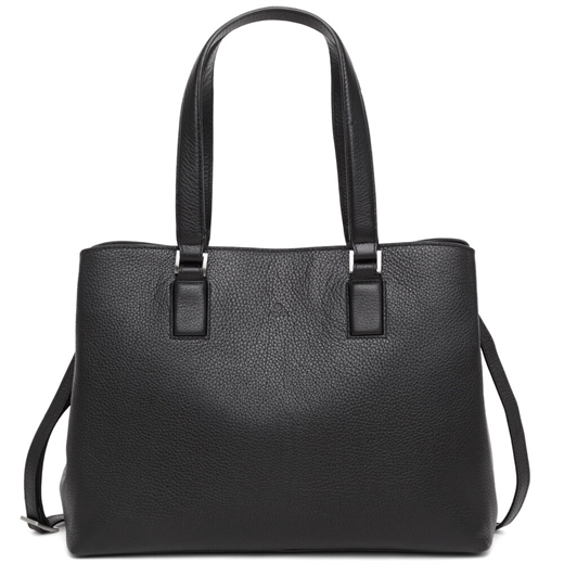 Image of   Adax - Cormorano Fanny Shopper 279892 - Black