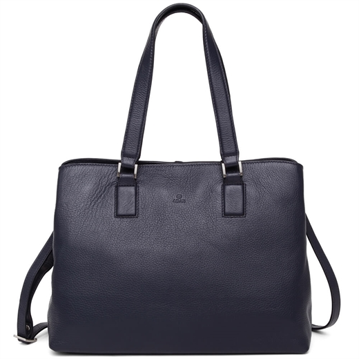 Image of   Adax - Cormorano Fanny Shopper 279892 - Navy