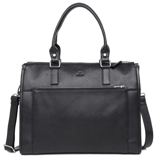 "Image of   Adax - Napoli Lulu 14"" Working Bag 282825 - Black"