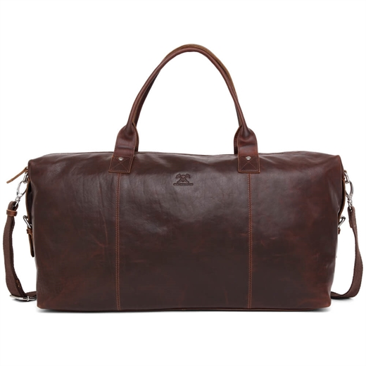 Image of   Adax - Catania Lasse Weekendbag 291246 - Dark Brown