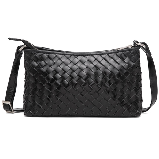 Image of   Adax - Bacoli Smilla Crossover Bag 293799 - Black