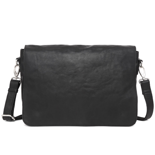 Image of   Adax - Catania Pilou Messenger Bag - Black