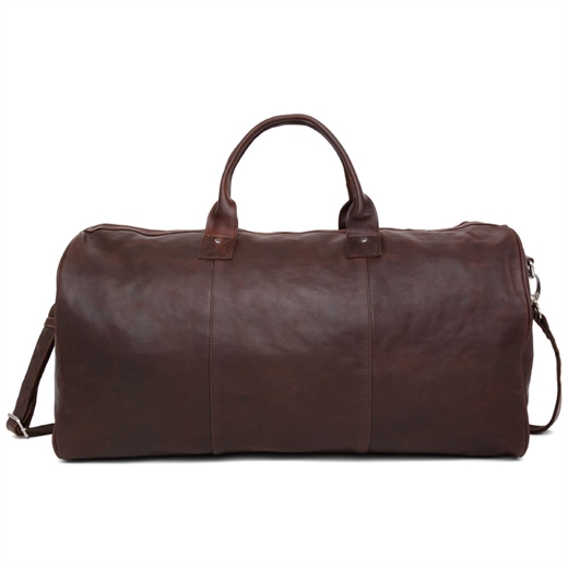 Image of   Adax - Catania Krister Weekend Bag - Dark Brown