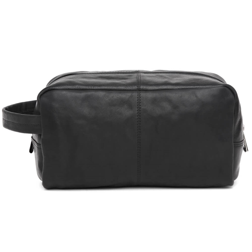 Image of   Adax - Catania Brian Wash Bag - Black