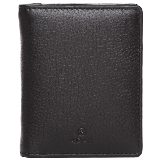 Image of   Adax - Cormorano Ninni Wallet 455292 - Black