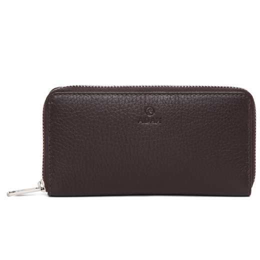 Image of   Adax - Cormorano Freja Wallet 455692 - Dark Brown