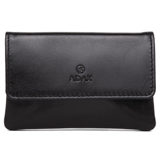Image of   Adax - Salerno Gertrud Wallet 458469 - Black