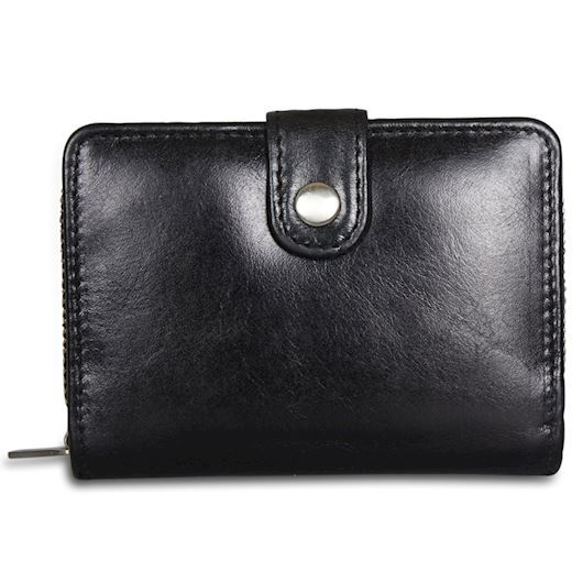 Image of   Adax - Salerno Aisha Wallet 460969 - Black