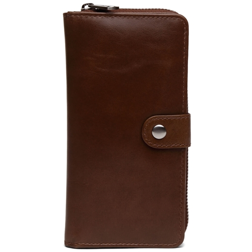 Image of   Adax - Salerno Trude Wallet 461169 - Brown