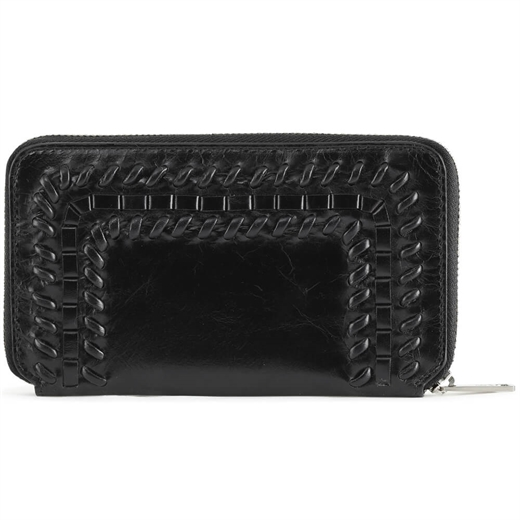 Image of   Adax - Salerno Manilla Wallet 462969 - Black