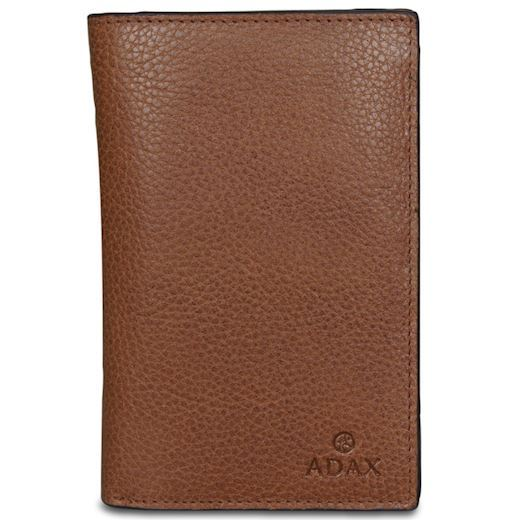 Image of   Adax - Napoli Cate Wallet 463325 - Cognac