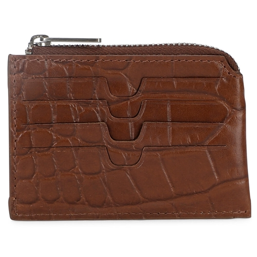 Image of   Adax - Teramo Susy Credit Card Holder - Brown