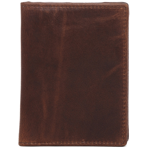Image of   Adax - Catania Julius Wallet - Dark Brown