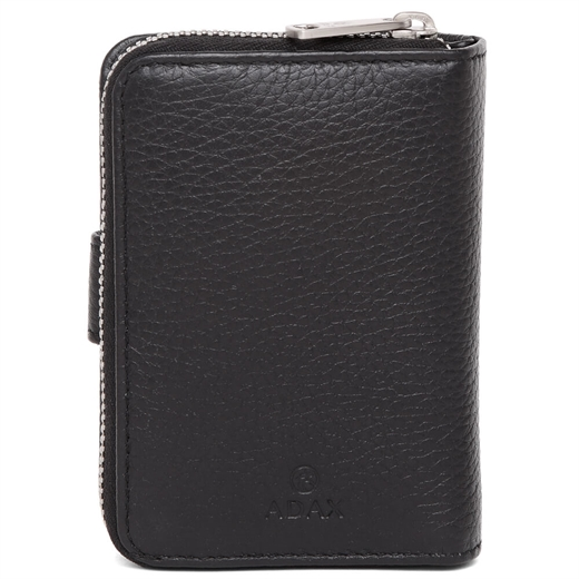 Image of   Adax - Cormorano Aisa wallet 467992 - Black