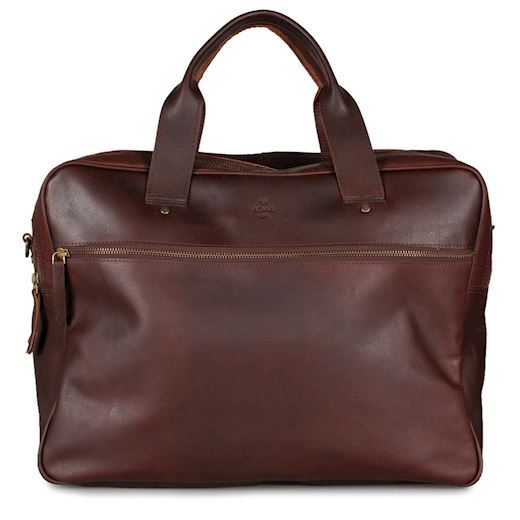 Image of   Adax CPH - Kb3 Liam Working bag 697052 - Brown