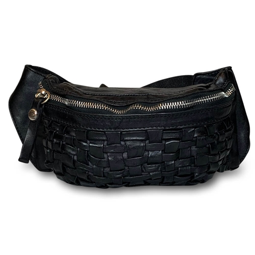 Image of   Campomaggi - Bum Bag - Black