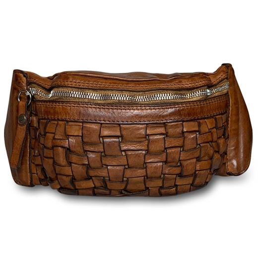 Image of   Campomaggi - Bum Bag - Cognac
