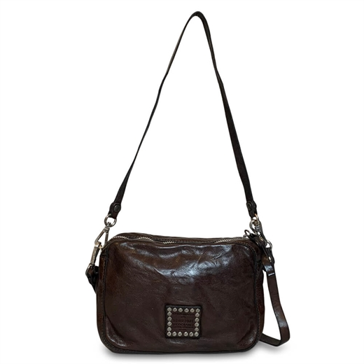 Image of   Campomaggi - Shoulderbag Small - Brown