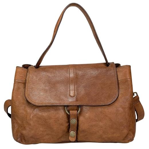 Campomaggi - Handbag 2381 - Cognac