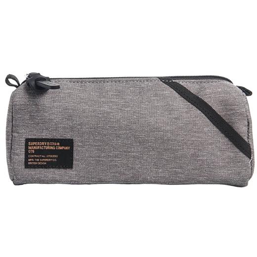 Superdry - Detroit Pencilcase - Grey