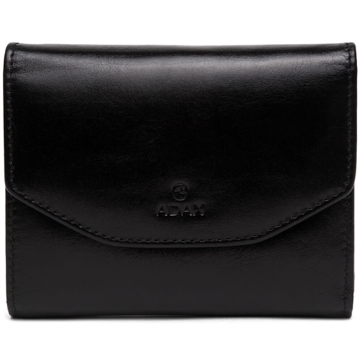 Image of   Adax - Salerno Sif Wallet 433769 - Black