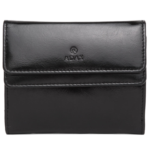 Image of   Adax - Salerno Mia Wallet 442669 - Sort