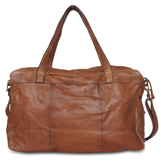 Image of   ReDesigned - Signe Weekend Bag - Walnut